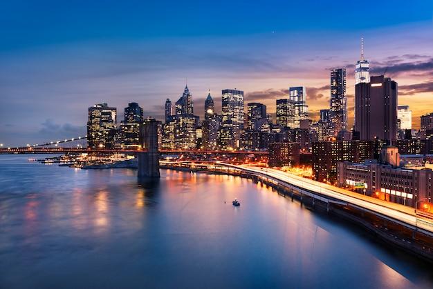 ニューヨーク市のライト
