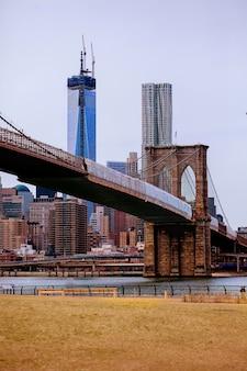 New york city manhattan midtown aerial