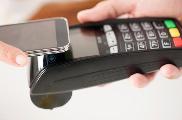 Nfc  near field communication mobile payment