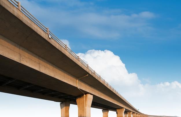 Nhat tan bridge, hanoi, vietnam