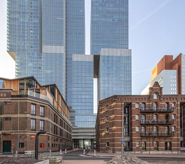 ロッテルダムのヌホウホテル