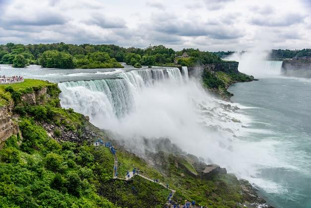 Ниагарский водопад государственный парк
