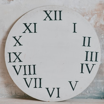Nice clock disk