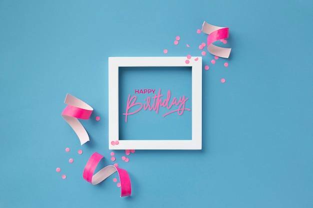 생일을 축하하기에 좋은 다채로운