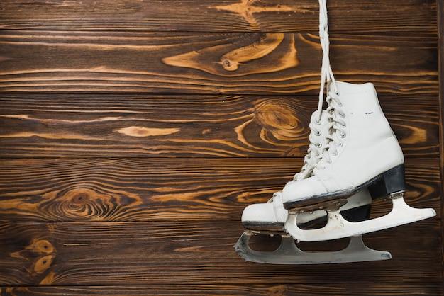 Nice pair of ice skates
