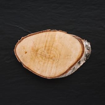 잘라 나무의 좋은 조각