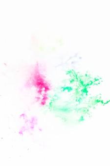 Nice splashes of paint