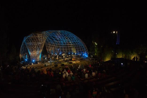 Night music festival