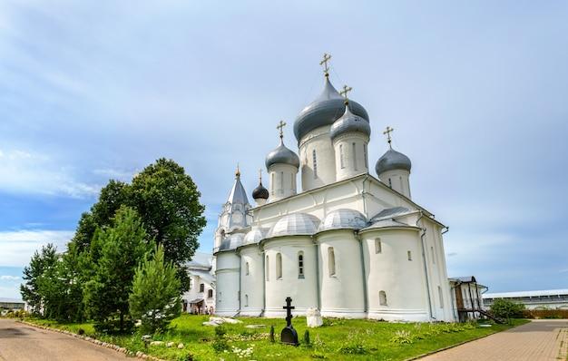 ペレスラヴリザレスキーのニキツキー修道院-ヤロスラヴリ地域、ロシアの黄金の環