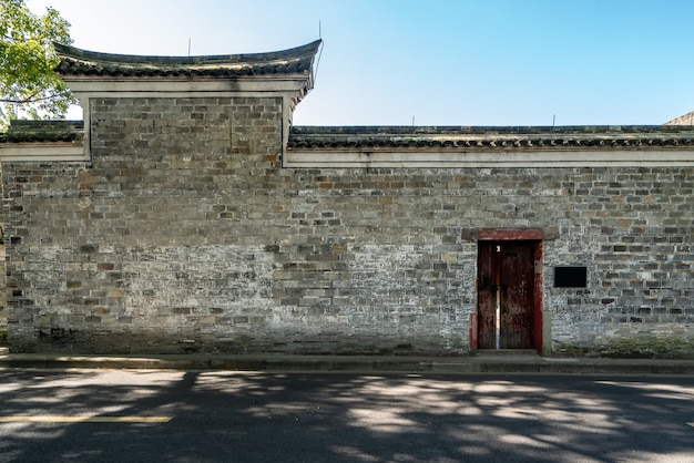 Ningbo's ancient residential houses