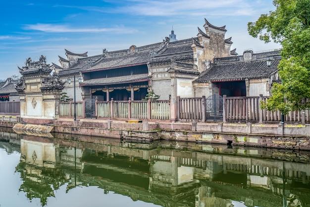 Ningbo tianyi pavilion ancient buildings