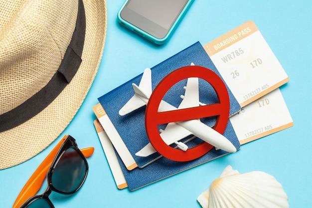 No vacation closed visa spoiled summer vacation ban on flight quarantine passports and tickets