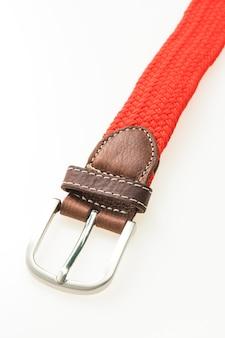 Nobody belt leather metal personal