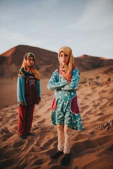 Девушки-кочевники в десерте мерзуга