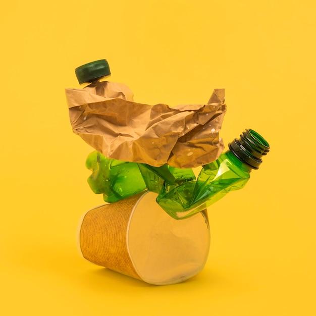Non eco friendly plastic elements