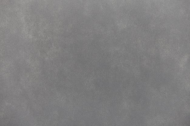 부직포 소재, 회색 질감.