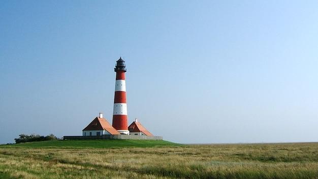 海灯台nordfriesland北ワット