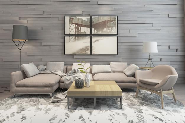 Nordic простая мебель для дома