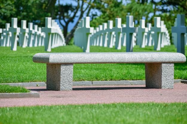 ノルマンディー米軍墓地と記念碑、コルヴィルシュルメール