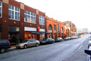 North charles street - baltimore md