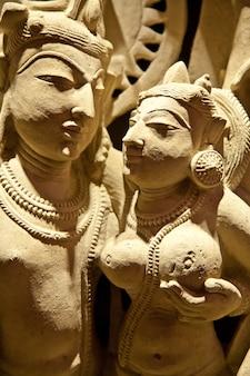 북동 인도, x 세기 ad, 현무암