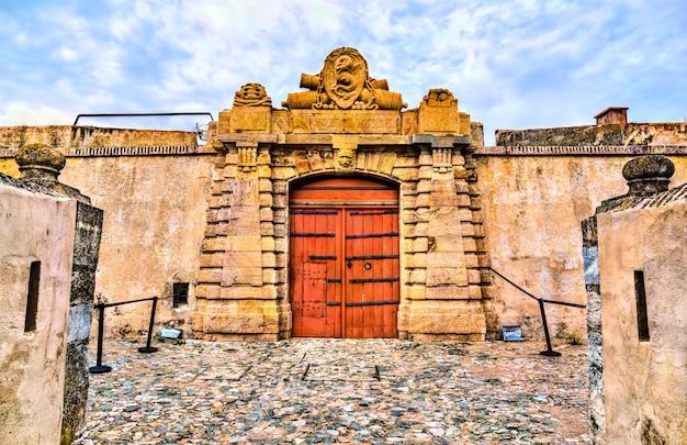 ポルトガル、エルヴァスのノッサセニョーラダグラカ要塞