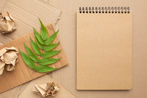 Notebook ecological