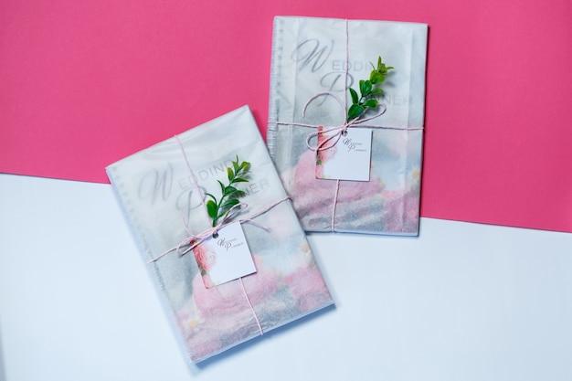 Блокнот для заметок будущим молодоженам. свадебный блокнот для невесты