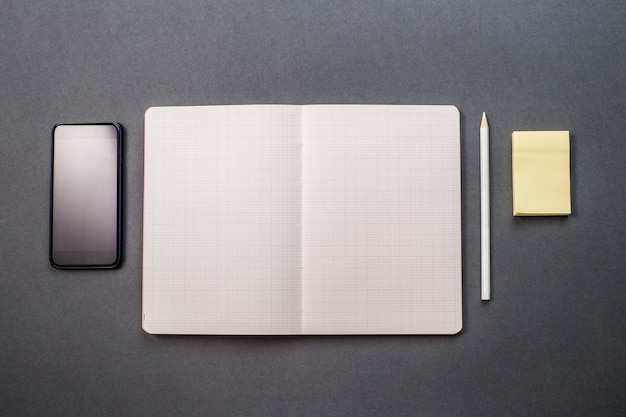 Notebook and mobile
