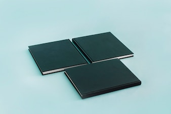 Notepads with black cover