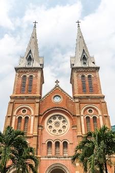 Notre-dame cathedral viatnam