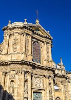 ボルドーのノートルダム教会-フランス、アキテーヌ