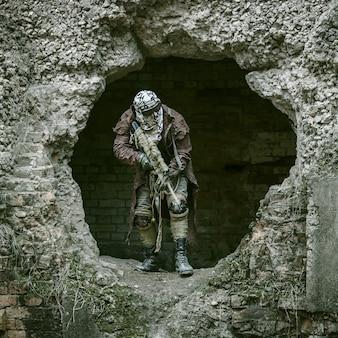 Nuclear post-apocalypse survivor
