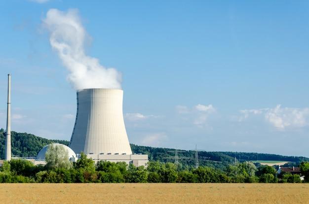 Ядерная энергетика в германии