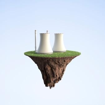 原子力発電所のエネルギー概念