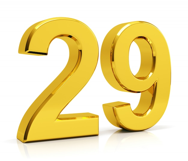 Number 29 Vectors, Photos And PSD Files