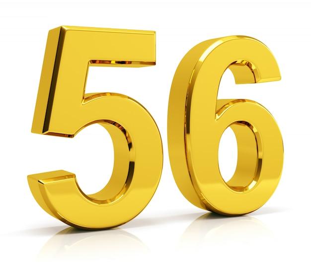 ナンバー56