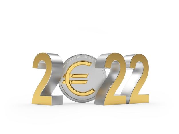 Номер новый год с монетой евро
