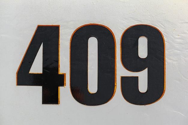 Номер на фюзеляже металлического военного самолета
