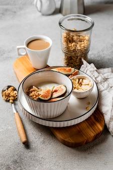 Питательный состав завтрака