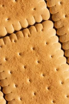 Крупный план текстуры питательной пищи