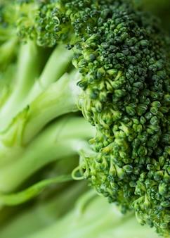 栄養価の高い食品の食感組成のクローズアップ