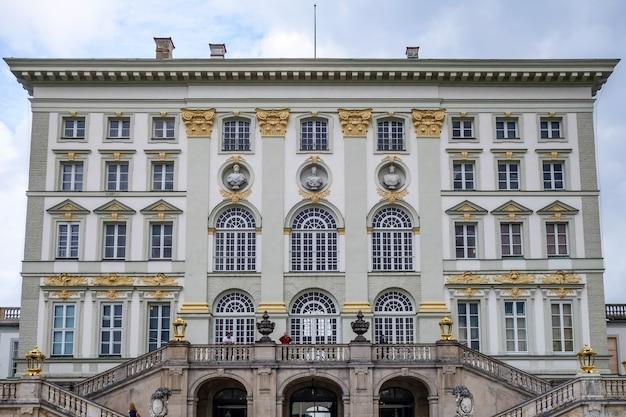 Nymphenburg palace near munich germany