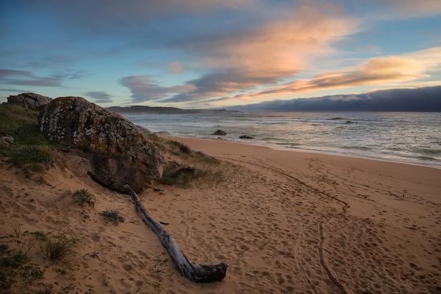 Пляж о вилар в природном парке коррубедо