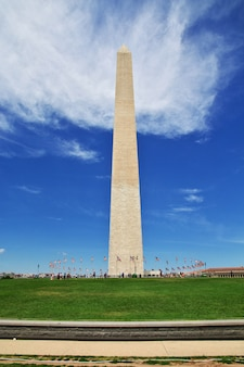 The obelisk in washington, united states