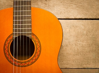 Object acoustic wooden body guitar