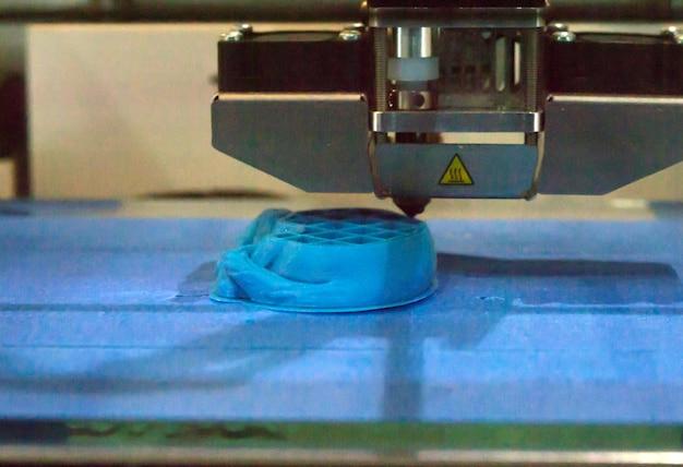 Объекты, напечатанные на 3d-принтере.