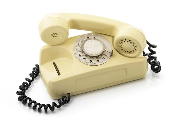 時代遅れの電話