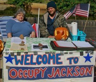 Occupy jackson