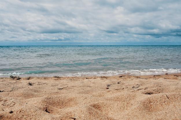 바다 열대 해변 풍경
